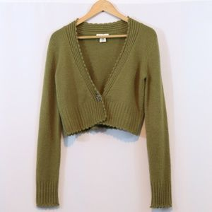 Sleeping On Snow Shrug Cardigan Sweater